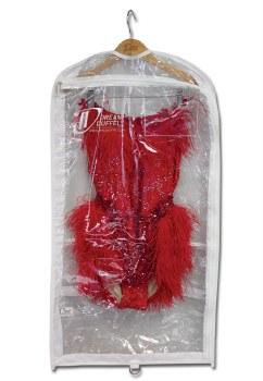 Dream Duffel  Zippered Gusseted Garment Bag