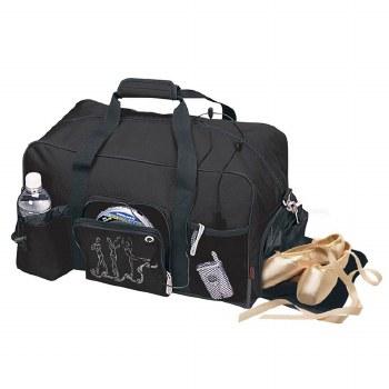 Horizon Dance Action Gear Duffel 4366 O/S BLK