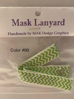 MAK  LANYARD O/S 80