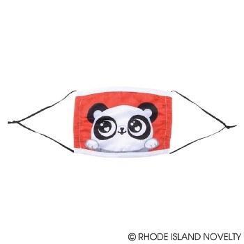 Toy Network Valentine's Day Panda Mask ZV-MCVAL O/S PANDA