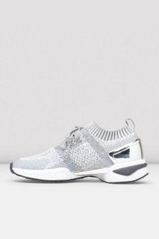 Bloch Alcyone Sneaker S0929L GRY 6.5