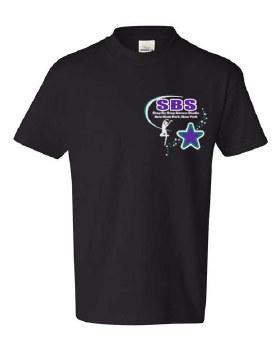 T-Shirt SBS 5250A SM BLK