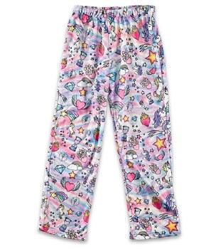 Top Trenz Fuzzy Pants TT UNI PANT 4-6 000