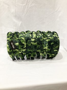 Top Trenz Camo Knot Headband KNOTHB4 O/S CAMO