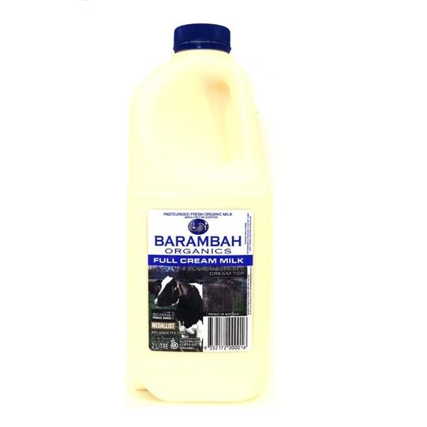 Milk 2 Lt Full Cream