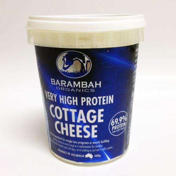 Cottage Cheese 500g Low Fat