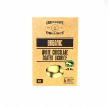 White Choc Licorice 180g