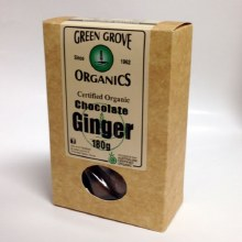 Chocolate Ginger 180g
