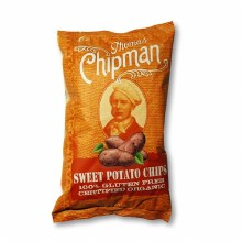 Sweet Potato Chips 75g