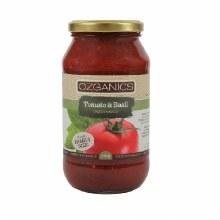 Tomato & Basil 500g