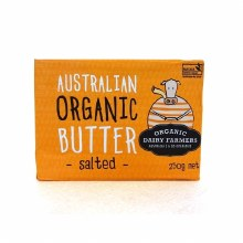 Butter Salted 250g Aus