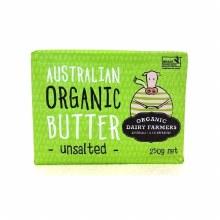 Butter Unsalted 250g Aus
