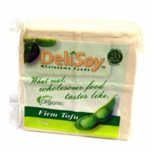 Delisoy Firm Tofu 375g Pkt