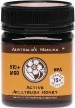 Active Jellybush Honey NPA 15+ (MGO510+) 250g