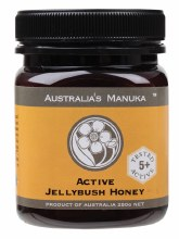 Active Jellybush Honey NPA 5+ (MGO150+) 250g