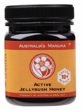 Active Jellybush Honey NPA 10+ (MGO250+) 250g