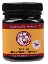 Active Jellybush Honey NPA 21+ (MGO800+) 250g