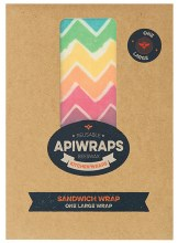 Reusable Beeswax Wraps- Sandwich 1 x Large 1