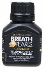 Breath Freshener Plus Ginger 30