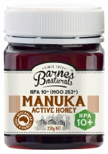 Manuka Active Honey NPA 10+ (MGO263+) 250g