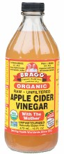 Apple Cider Vinegar Unpasteurised & Unfiltered 473ml