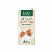 Almond Milk Unsweetened 1Lt