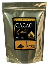 Cacao Cacao Gold - Butter (Chunks) 250g