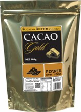 Cacao Cacao Gold - Butter (Chunks) 500g