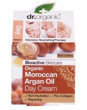 Day Cream Organic Moroccan Argan Oil 50ml