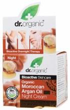 Night Cream Organic Moroccan Argan Oil 50ml