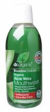 Mouthwash Organic Aloe Vera 500ml