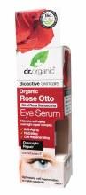 Eye Serum Organic Rose Otto 15ml