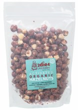 Activated Organic Hazelnuts  300g