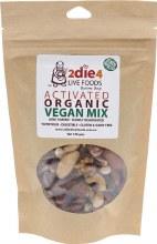 Activated Organic Vegan Mix  120g