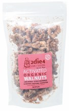 Activated Organic Walnuts Activated with Fresh Whey 120g
