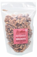 Activated Organic Walnuts Activated with Fresh Whey 300g
