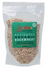 Activated Organic Buckwheat  180g
