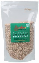 Activated Organic Buckwheat  300g
