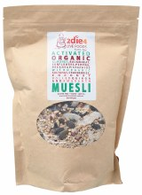 Activated Organic Muesli  600g