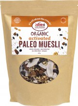 Activated Organic Paleo Muesli  600g