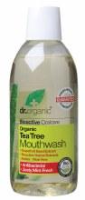 Mouthwash Organic Tea Tree 500ml