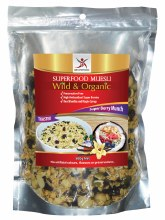 Superfood Muesli Super Berry Munch - Toasted 500g