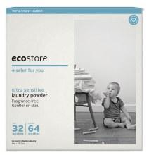 Laundry Powder Ultra Sensitive (Fragrance Free) 1kg