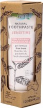Natural Toothpaste Sensitive 110g