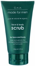 Face & Body Scrub For Men 150g