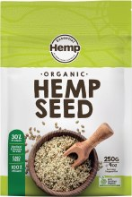 Hemp Seeds Hulled 250g