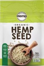 Hemp Seeds Hulled 1kg