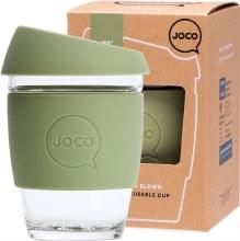 Reusable Glass Cup