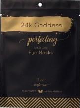Perfecting Active Gold Eye Masks 10 Pairs - Single Use 10