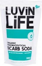Bi-Carb Soda Organic & Pharmaceutical 500g